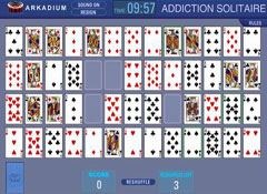 Пасьянс Addiction Solitaire